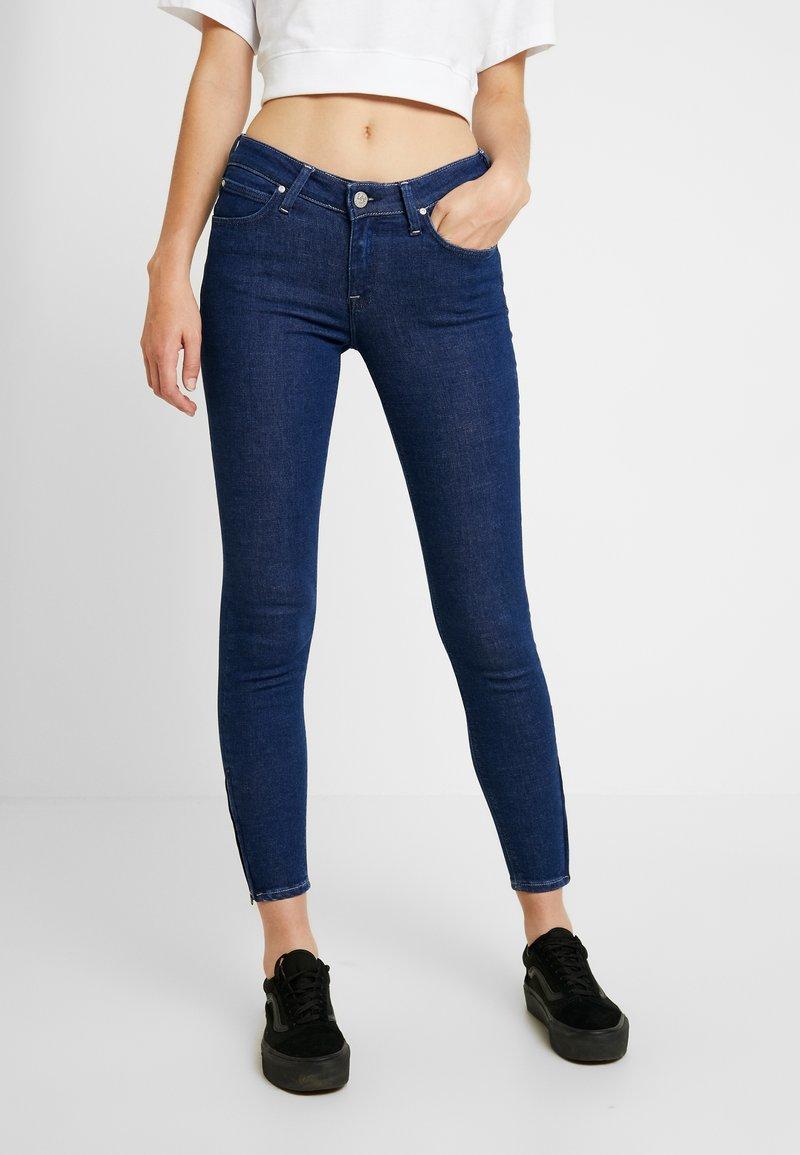 Lee - SCARLETT CROPPED - Jeans Skinny Fit - clean say