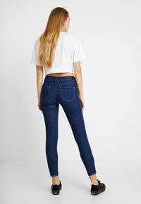 Lee - SCARLETT CROPPED - Jeans Skinny Fit - clean say - 2