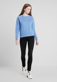 Lee - IVY - Jeans Skinny Fit - black jensen - 1