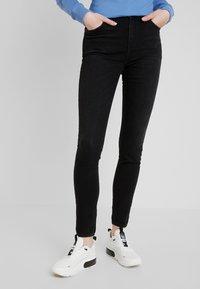 Lee - IVY - Jeans Skinny Fit - black jensen - 0