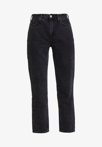 Lee - CAROL - Straight leg jeans - black aurora - 3