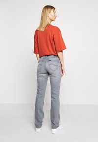 Lee - MARION STRAIGHT - Straight leg jeans - laney light - 2