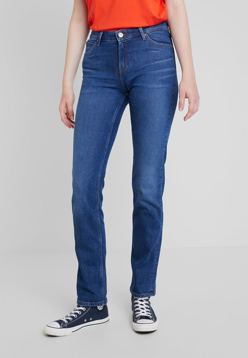 Lee - MARION - Jeans Straight Leg - jackson tinted
