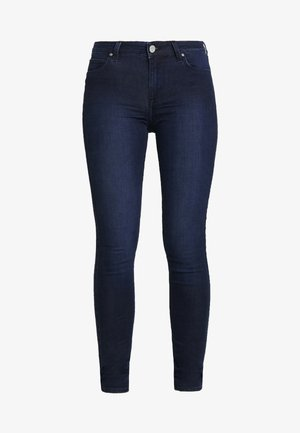 JODEE - Jeansy Skinny Fit - clean wheaton