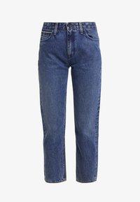 Lee - CAROL SUSTAINABLE - Straight leg jeans - blue denim - 3
