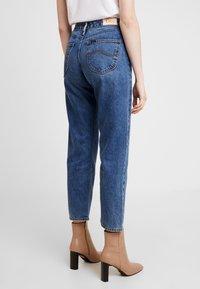 Lee - CAROL SUSTAINABLE - Straight leg jeans - blue denim - 2