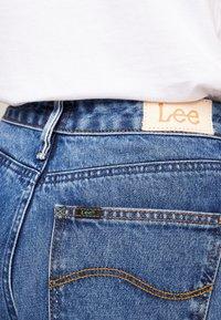 Lee - CAROL SUSTAINABLE - Straight leg jeans - blue denim - 4