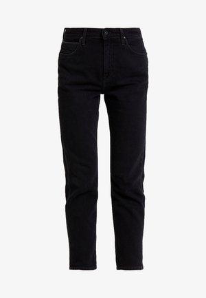 CAROL SUSTAINABLE - Straight leg jeans - black used