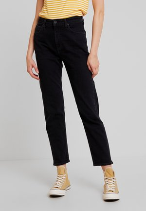 CAROL SUSTAINABLE - Straight leg jeans - black used
