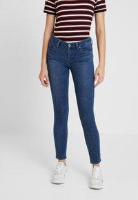 Lee - SCARLETT BODY OPTIX - Jeans Skinny Fit - blue lux - 0