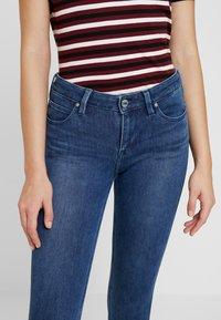 Lee - SCARLETT BODY OPTIX - Jeans Skinny Fit - blue lux - 3