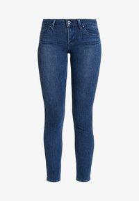 Lee - SCARLETT BODY OPTIX - Jeans Skinny Fit - blue lux - 4