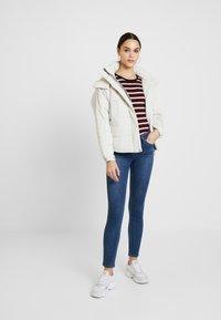 Lee - SCARLETT BODY OPTIX - Jeans Skinny Fit - blue lux - 1