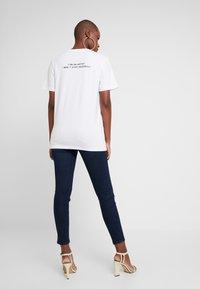 Lee - SCARLETT BODY OPTIX - Jeans Skinny Fit - after night - 2