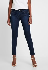 Lee - SCARLETT BODY OPTIX - Jeans Skinny Fit - after night - 0