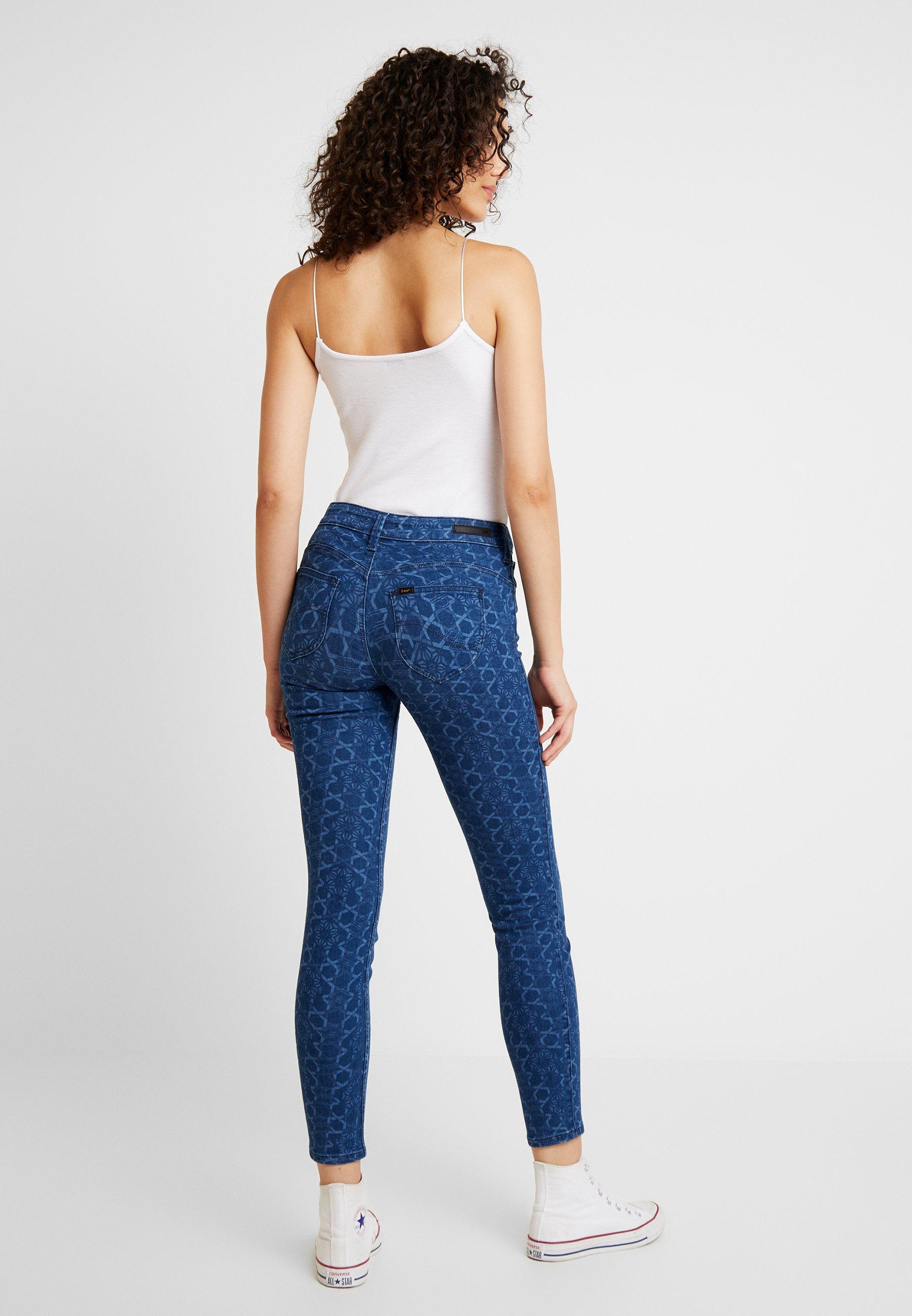 Body Denim Skinny Lee Scarlett OptixJeans Blue Yf6gyb7v