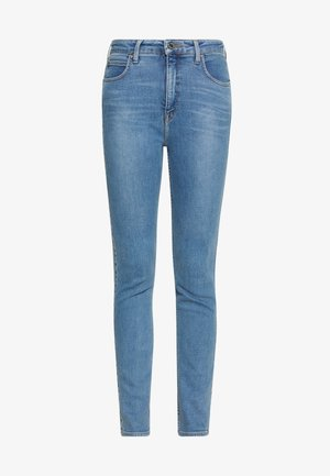 SCARLETT SUPER HIGH BODY - Jeans Skinny Fit - brighton rock