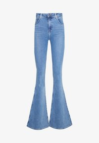 Lee - SUPER HIGH FLARE OPTIX - Jeans a zampa - brighton rock