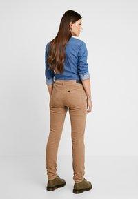 Lee - ELLY - Pantalon classique - lead grey - 2