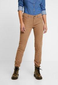 Lee - ELLY - Pantalon classique - lead grey - 0