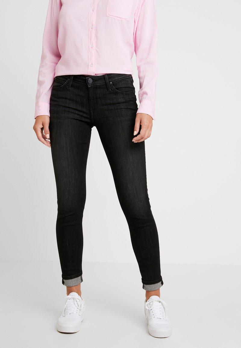Lee - SCARLETT - Jeans Skinny Fit - black orrick