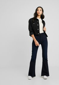 Lee - Jeans a zampa - mulberry - 1