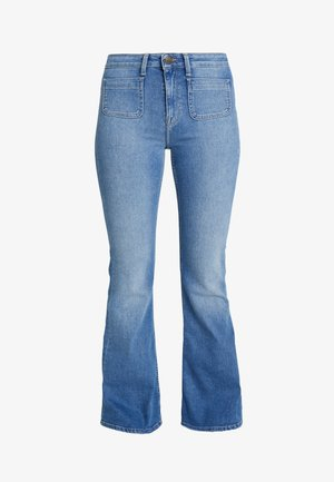 Flared Jeans - jaded