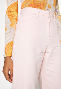 Lee - WIDE LEG - Relaxed fit jeans - crystal pink - 3