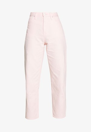 WIDE LEG - Jeans relaxed fit - crystal pink