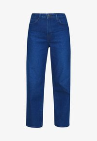 Lee - WIDE LEG - Relaxed fit jeans - dark worn - 3