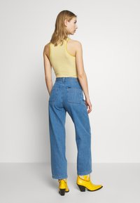 Lee - WIDE LEG - Relaxed fit jeans - light drape - 2