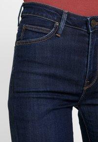 Lee - SCARLETT HIGH - Jeans Skinny Fit - tonal stonewash - 5