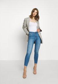 Lee - SCARLETT HIGH - Jeans Skinny Fit - daryl raw - 1