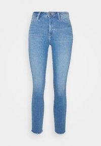 Lee - SCARLETT HIGH - Jeans Skinny Fit - daryl raw - 3