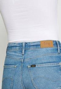 Lee - SCARLETT HIGH - Jeans Skinny Fit - daryl raw - 4