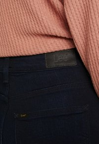 Lee - SCARLETT HIGH ZIP - Jeans Skinny Fit - mulberry