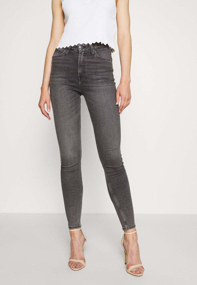 IVY - Skinny džíny - grey tava