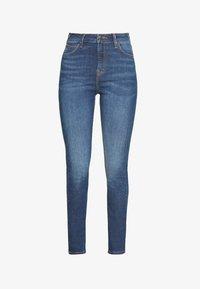 Lee - IVY - Jeans Skinny Fit - dark ely - 3