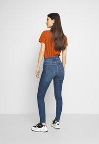 Lee - IVY - Jeans Skinny Fit - dark ely - 2