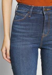 Lee - IVY - Jeans Skinny Fit - dark ely - 4