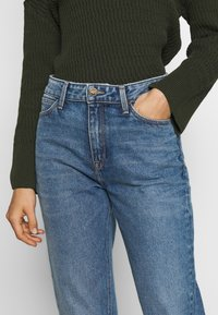 Lee - MOM  - Jeans straight leg - worn in luther - 4