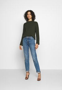 Lee - MOM  - Jeans straight leg - worn in luther - 1