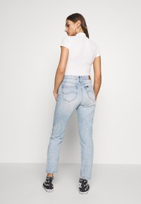 Lee - MOM  - Straight leg jeans - get light - 2