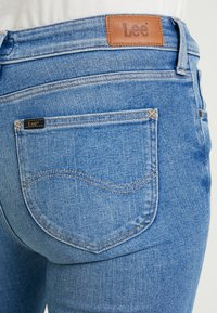 Lee - HOXIE - Jeans bootcut - jaded - 6