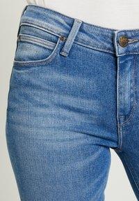Lee - HOXIE - Jeans bootcut - jaded - 4