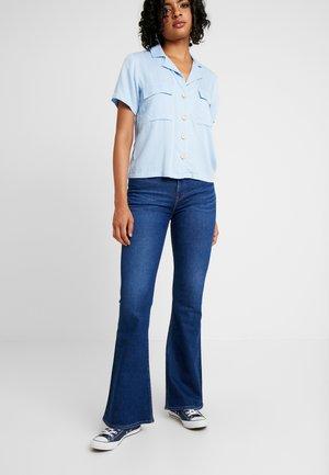 BREESE - Flared Jeans - dark favourite