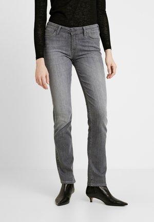 MARION STRAIGHT - Jeans a sigaretta - grey denim