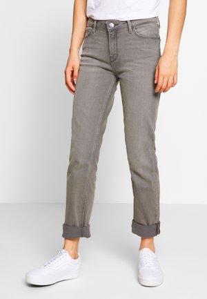 MARION STRAIGHT - Straight leg jeans - comfort grey