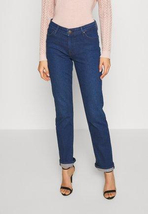 MARION STRAIGHT - Jeans straight leg - dark worn