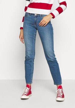 MARION STRAIGHT - Straight leg jeans - mid tiverton